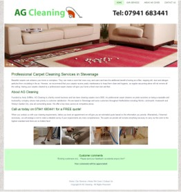 Carpet cleaning in Stevenage