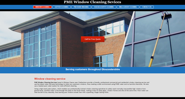 PME Window Cleaning