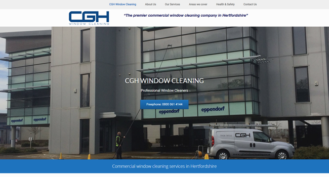 CGH Window Cleaning