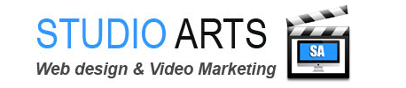 Studio Arts Web Design Logo